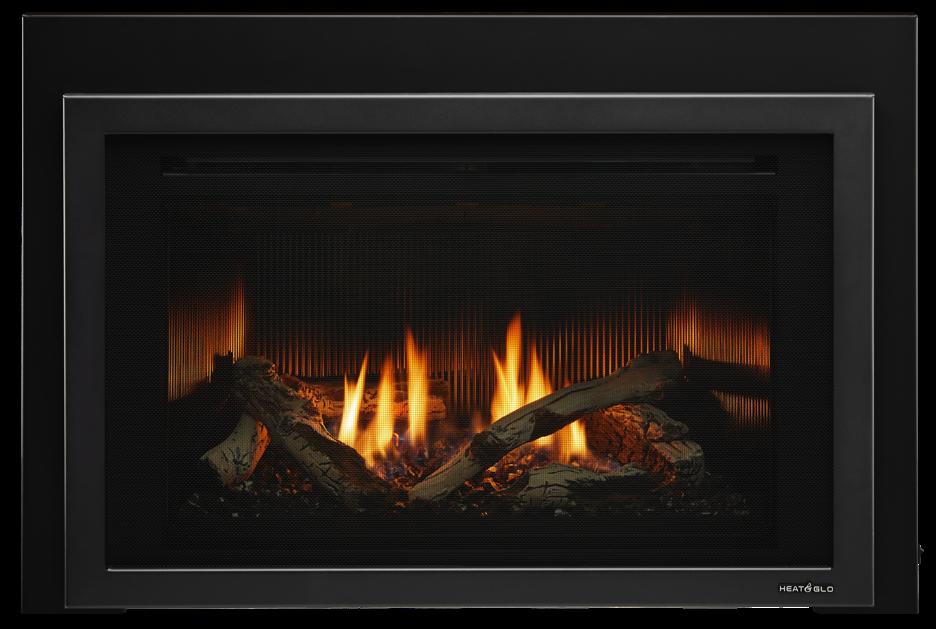 COSMO Gas Insert   Heat & Glo