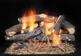 Supreme Oak Gas Logs