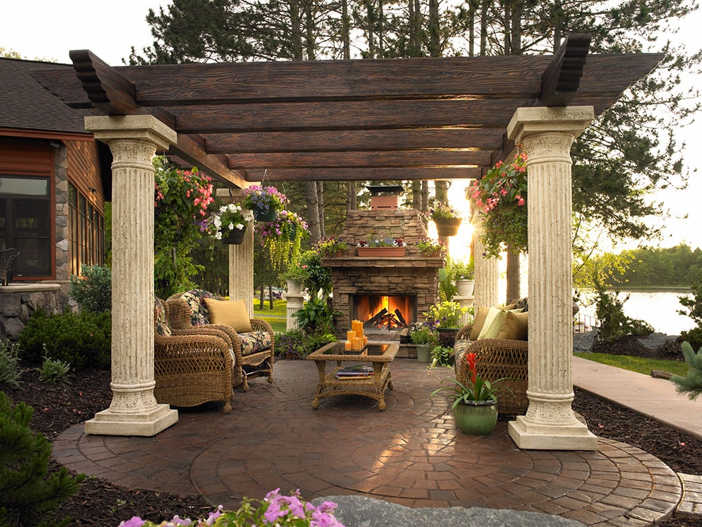 Outdoor Kitchen Patio Ideas To Upgrade Your Living Space Heat
