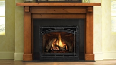 Fireplaces Wood Gas Fireplaces Inserts Heat Glo