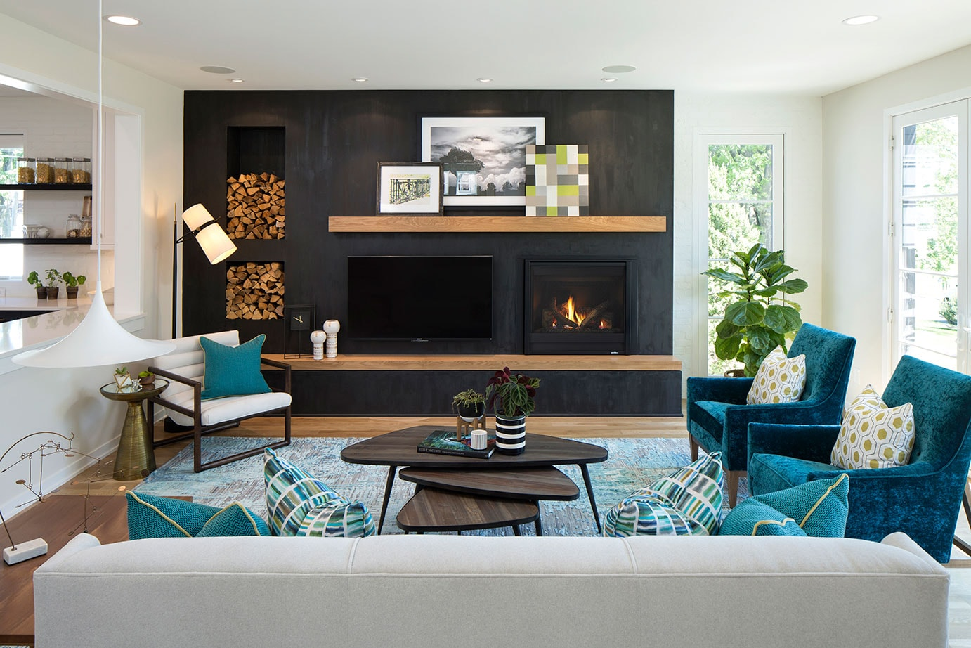 7 Inspirational Living Room Layout Ideas