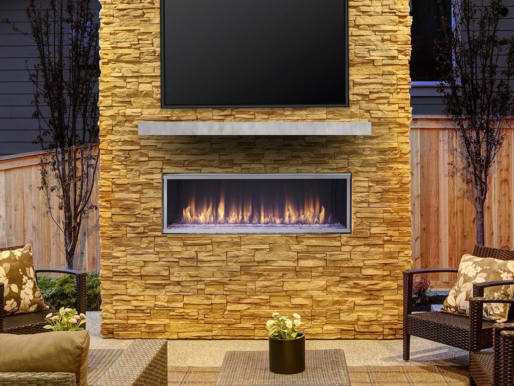 Outdoor Gas Fireplaces And Fire Pits Heat Glo