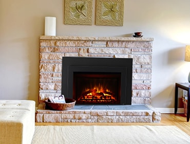 Electric Fireplaces Heat Glo