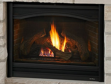 Sensational 6000 Series Gas Fireplace Heat Glo Interior Design Ideas Gentotryabchikinfo