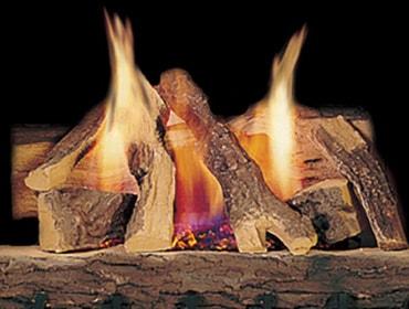 Campfire Gas Log Set