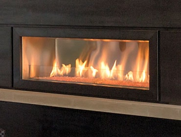 Lanai Gas Fireplace | Heat & Glo