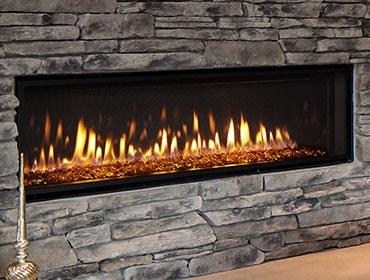 Mezzo Series Gas Fireplace Australia Heat Amp Glo