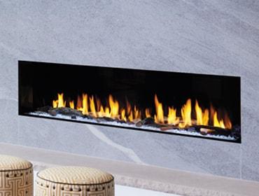 Primo Series Gas Fireplace Heat Glo