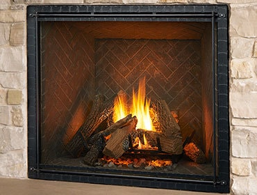 Gas Fireplaces See Through Single Multi Sided Heat Glo