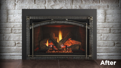 Fireplaces Wood Amp Gas Fireplaces Amp Inserts Heat Amp Glo