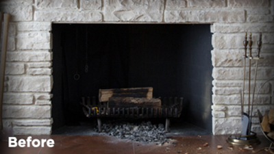 A Gas Fireplace Insert Can Transform An Existing Traditional Into Beautiful And Efficient Heat Source