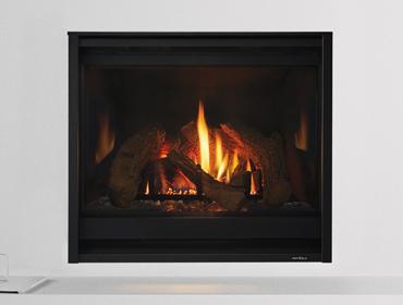 6X AU Gas Fireplace