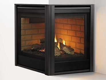 Corner Series Gas Fireplaces