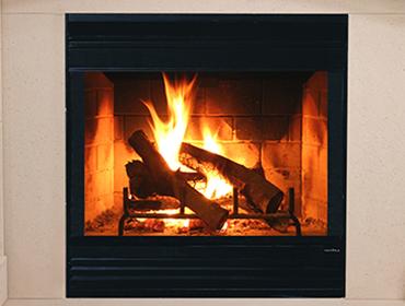 Energy Master Wood Fireplace