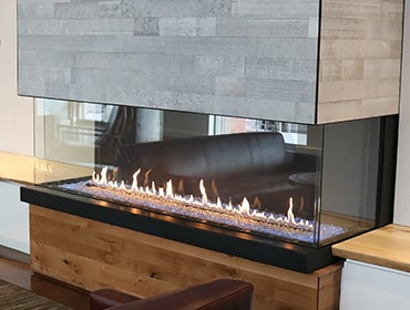 Foundation Series - Bay Gas Fireplaces