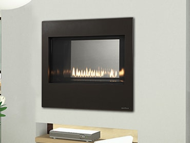 ST-550TM See-Through Gas Fireplace